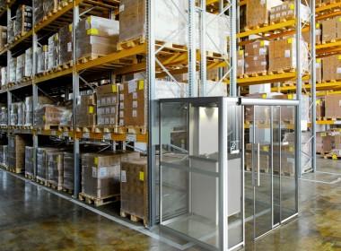 Výroba a skladování